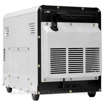 Дизельный генератор Hyundai DHY 6000SE-3 с АВР