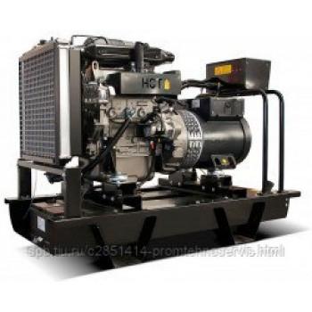 Дизельный генератор JCB G13X с АВР