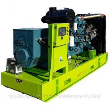 Дизельный генератор Doosan MGE 300-Т400