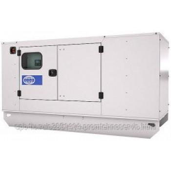 Дизельный генератор FG Wilson P200-3 в кожухе