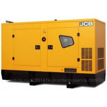 Дизельный генератор JCB G115QS