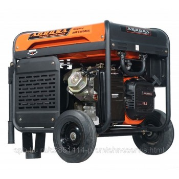 Бензиновый генератор Aurora AGE 6500 DSX