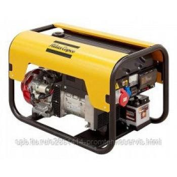Бензиновый генератор Atlas Copco QEP R12 с АВР