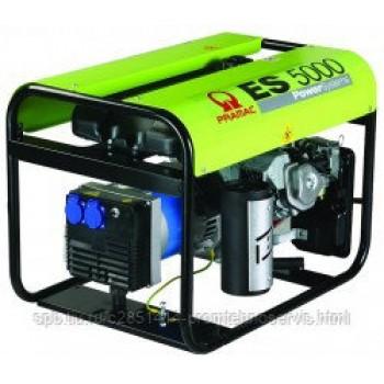 Бензиновый генератор Pramac ES5000 3 фазы