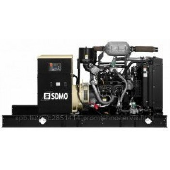 Газовый генератор SDMO GZ100 с АВР