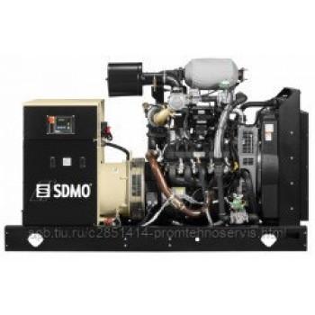 Газовый генератор SDMO GZ150 с АВР