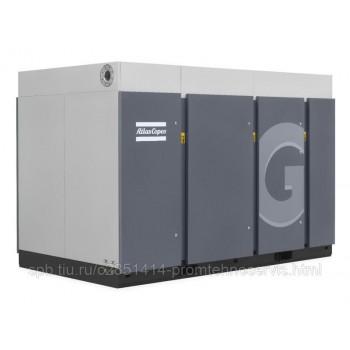 Винтовой компрессор Atlas Copco GA 160+ 9,8 с осушителем