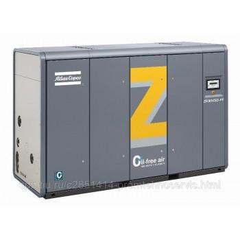 Зубчатый компрессор Atlas Copco ZT 90 VSD - 10,4 бар