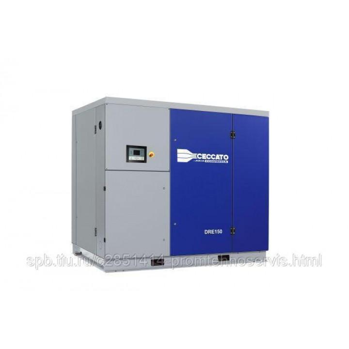 Винтовой электрический компрессор Ceccato DRE 150/7,5