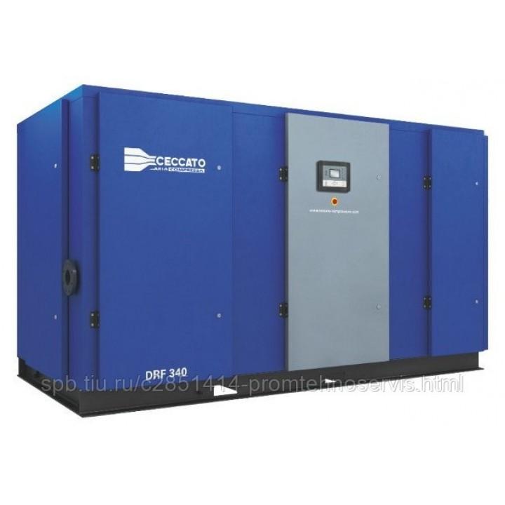 Винтовой электрический компрессор Ceccato DRF 340/10