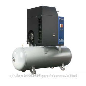 Винтовой электрический компрессор Ceccato CSL 7,5/10-200