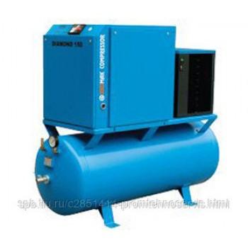 Винтовой компрессор Ekomak DMD 150 CRD 10