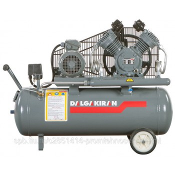 Поршневой компрессор DALGAKIRAN DKKC 200 380V