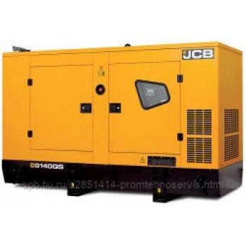 Дизельный генератор JCB G140QS с АВР