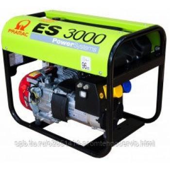 Бензиновый генератор Pramac ES3000