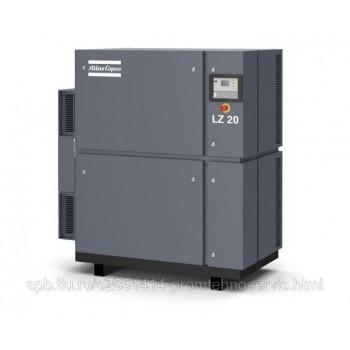 Поршневой безмасляный компрессор Atlas Copco LZ 20-10 BM