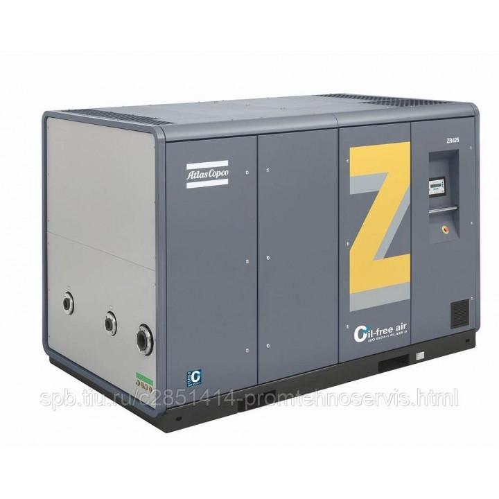 Зубчатый компрессор Atlas Copco ZR 500 VSD - 10,4 бар