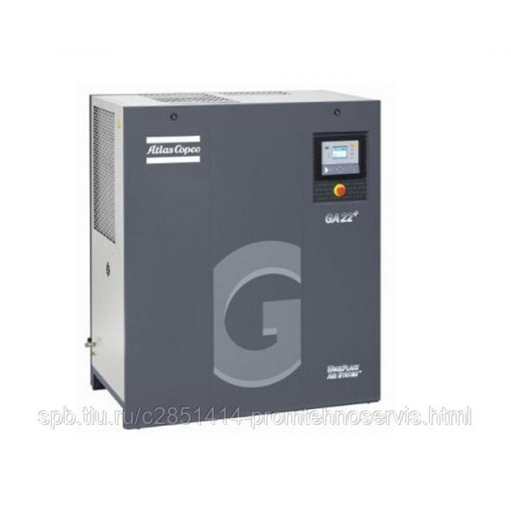 Винтовой компрессор Atlas Copco GA26 10FF (Mk5 St) СЕ/FM