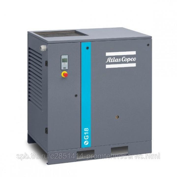Винтовой компрессор Atlas Copco G 18 13 FF