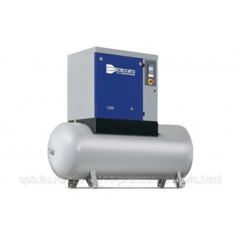 Винтовой электрический компрессор Ceccato CSM 20/10 500L