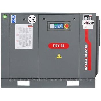 Винтовой компрессор DALGAKIRAN Tidy 25-13
