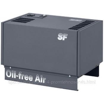 Спиральный компрессор Atlas Copco SF 1 8P FM на раме