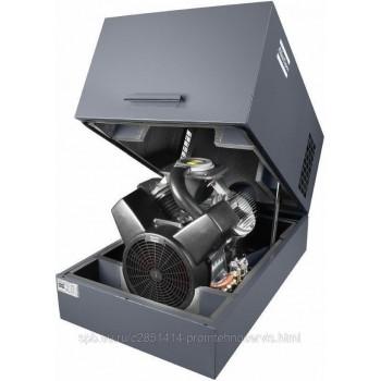 Поршневой компрессор Atlas Copco LE 2-10 (3ph) Pack Silenced