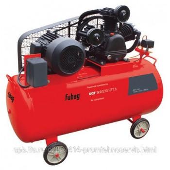 Поршневой компрессор Fubag DCF-900/270 CT7,5