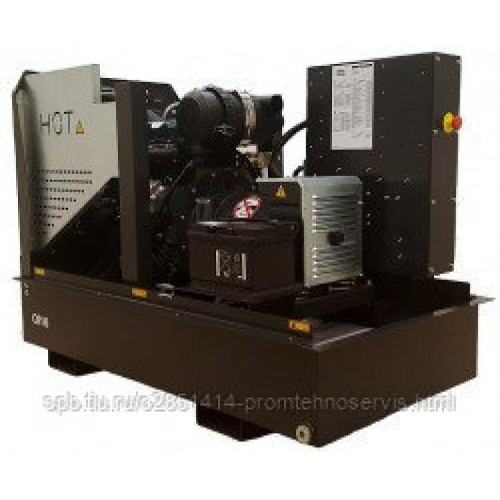 Дизельный генератор Atlas Copco QI 65