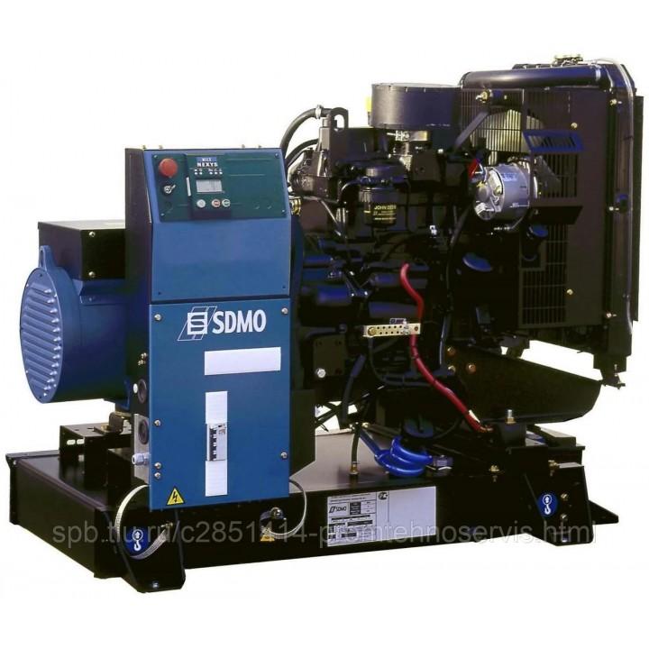 Дизельный генератор SDMO J22K с АВР