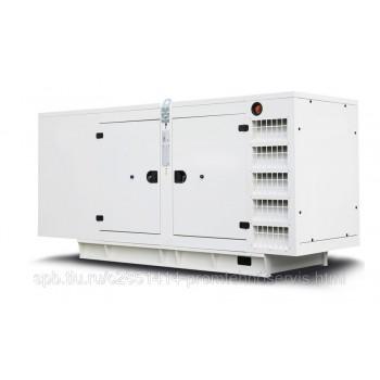 Дизельный генератор Hertz HG 133 DC в кожухе с АВР