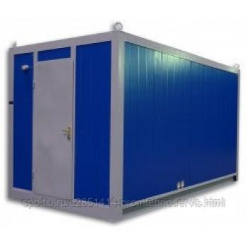 Дизельный генератор Cummins C150D5 в контейнере с АВР