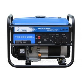 Бензиновый генератор ТСС SGG 2800L