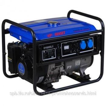 Бензиновый генератор EP Genset Yamaha DY 6800 LX с АВР