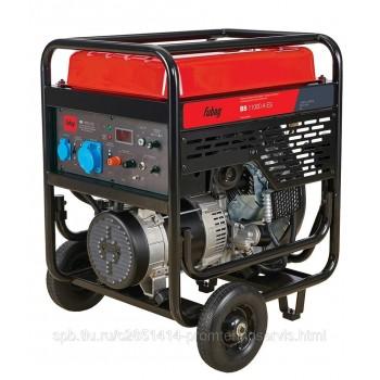 Бензиновый генератор Fubag BS 11000 A ES с АВР