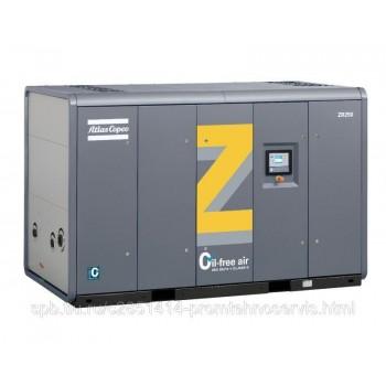 Зубчатый компрессор Atlas Copco ZR 250 VSD - 10.4 бар