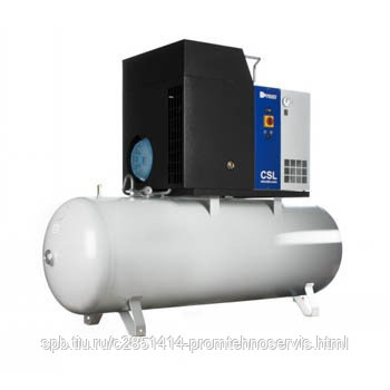 Винтовой электрический компрессор Ceccato CSL 5,5/8-200D